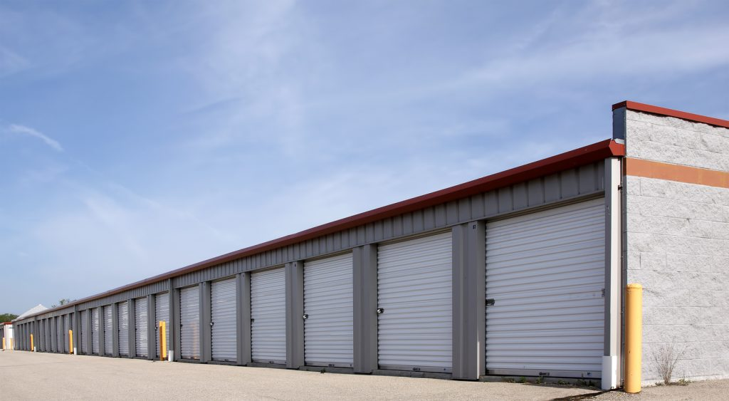 Newcastle commercial storage units