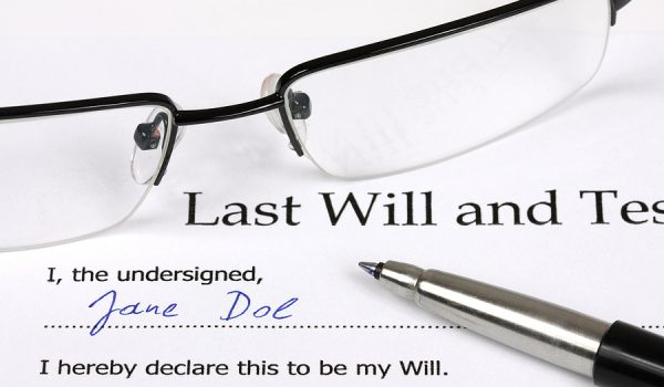 The Role Of An Executor Of A Will In NSW